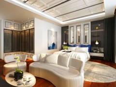 Classic Modern Bedroom@Sunway Vivaldi Penthouse
