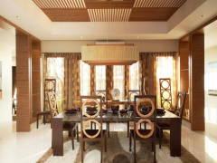 Rustic Asian Dining Room@Damansara Bungalow