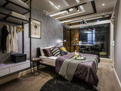 Modern Bedroom@The Holmes 2