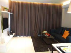 Contemporary Modern Living Room@D' Lagoon