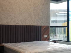 Contemporary Modern Bedroom@The Rainz, Bukit Jalil