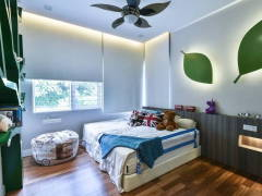 Contemporary Modern Bedroom@Rymba Hill
