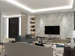 Classic Living Room@Classic villa frontier
