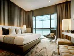 Contemporary Modern Bedroom@Southern Marina