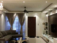 Classic Modern Living Room@Bandar 16 Sierra