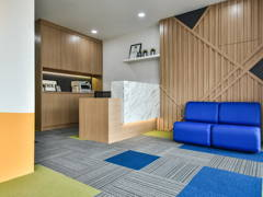 Contemporary Modern Office Retail@MMI Enrichment Center
