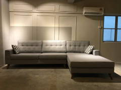 Contemporary Scandinavian Family Room Living Room@Hoi Kong Furniture