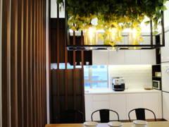Contemporary Modern Kitchen Office@Corporate Factory Office, Seri Kembangan