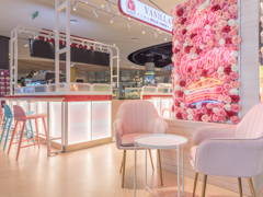 Contemporary Modern F&B Retail@Vanilla Mille Crepe @ Central I-City