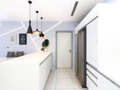 Contemporary Scandinavian Kitchen@M City @ Ampang