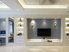 Classic Modern Living Room Study Room@Kiara 9, Mont Kiara