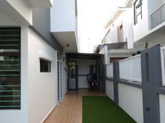 Modern Exterior@Semi-D