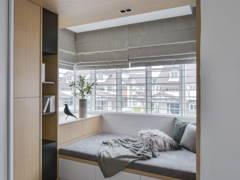 Contemporary Modern Bedroom@The perfect crush- Semi-D, Perak