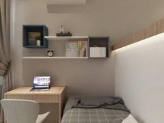 Minimalistic Bedroom@Palazio Serviced Apartment @ Johor Bahru