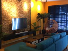Living Room@Interior Design & Renovation at Gelang Patah