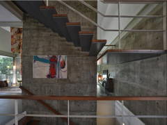 Industrial Living Room@Bayu Pandan Residence
