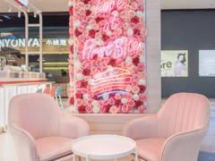 Modern Scandinavian F&B Retail@Vanilla Mille Crepe @ Central I-City