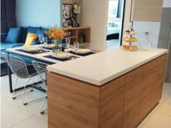Contemporary Modern Dining Room@D' Lagoon