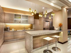 Contemporary Modern Foyer Kitchen@Ceva Residence @ Bukit Utama