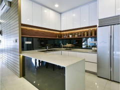Contemporary Modern Kitchen@Rymba Hill