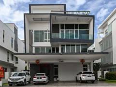 Modern Exterior@Aspen Bungalow @ Cyberjaya