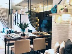 Contemporary Scandinavian Dining Room Foyer@Sunsuria Forum
