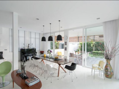 Contemporary Modern Dining Room@M Residence, Bukit Jelutong