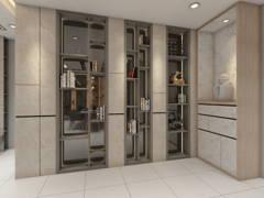 Contemporary Modern Living Room@Modern Terrace @ Damai Impian