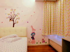 Modern Bedroom Kids@Modern Tropica Homes