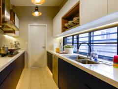 Modern Kitchen@Cahaya Alam @ Shah Alam