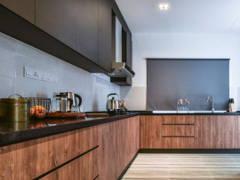 Modern Scandinavian Kitchen@Semenyih Residence