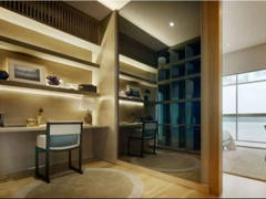 Contemporary Modern Study Room@Southern Marina