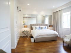 Contemporary Modern Bedroom@9 Madge