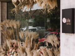 Industrial Retro F&B Retail@V Life Vegan Cafe