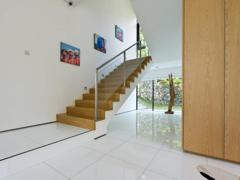 Minimalistic Living Room@L Residence
