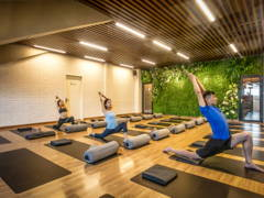 Industrial Modern Retail@Ankara Dance Yoga Pilates Studio