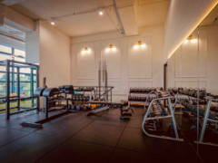 Industrial Rustic Retail@The Playground Fitness