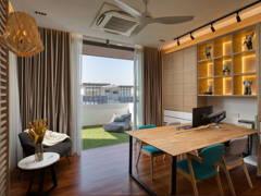 Contemporary Scandinavian Family Room@Sierra 6 Puchong