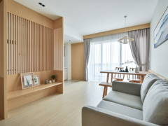Minimalistic Zen Dining Room Living Room@Verdi Condominium, Cyberjaya