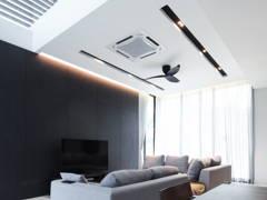 Contemporary Modern Living Room@Ficus Peak, Denai Alam
