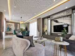 Classic Living Room@Type J