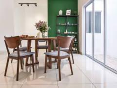 Modern Scandinavian Dining Room@Semenyih Residence