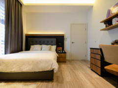 Contemporary Modern Bedroom@Cahaya Alam @ Shah Alam