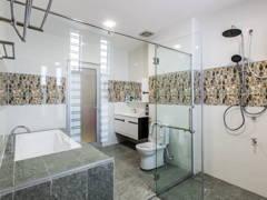 Contemporary Modern Bathroom@Adda Height, Johor Bahru (2)