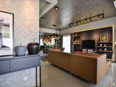 Industrial Modern Foyer@BACCAS Show Unit, Setia Eco Hill