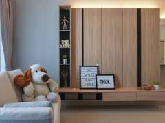 Contemporary Minimalistic Living Room@Bandar Seri Coalfields