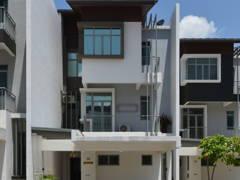Industrial Retro Exterior@Design & Built