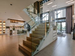 Contemporary Modern Foyer@< Magnificent Manor > The Mansion @ Desa Park City