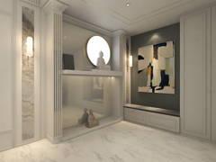 Classic Modern Foyer@Grandeur of Belle @ Qaseh 1, Bandar Kinrara 8, Puchong