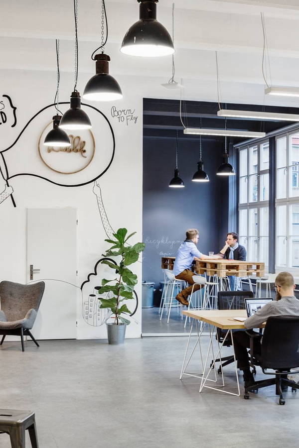 These Design Tricks Will Encourage Interaction in Your Workplace